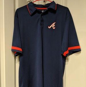 Other - Atlanta Braves golf shirt